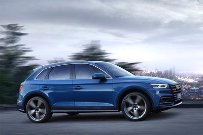 Audi Q5 TFSIe (2019)   Precio - Foto