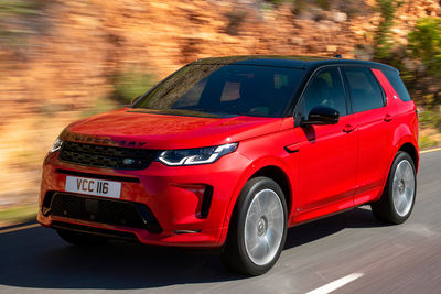 Land Rover Discovery Sport (2019) - Foto