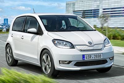 Škoda Citigo iV (2020) - Foto