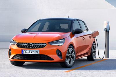 Opel Corsa-e (2020) | Precios - Foto