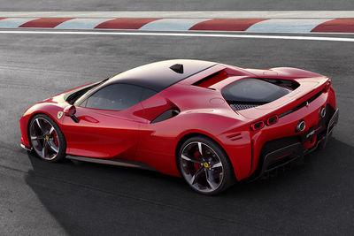 Ferrari SF90 Stradale (2020) - Foto