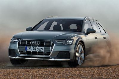 Audi A6 allroad quattro (2020) - Foto