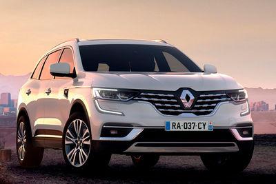 Renault Koleos (2020) - Foto