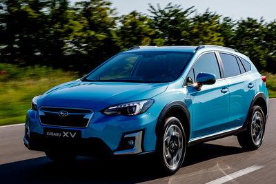 Subaru XV Eco Hybrid (2018) | Precios - Foto
