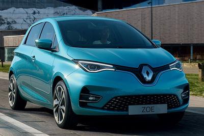 Renault ZOE (2020) - Foto