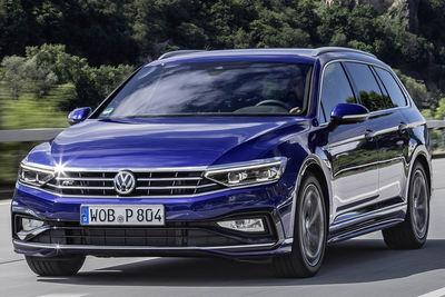 Volkswagen Passat (2019) | Precios - Foto