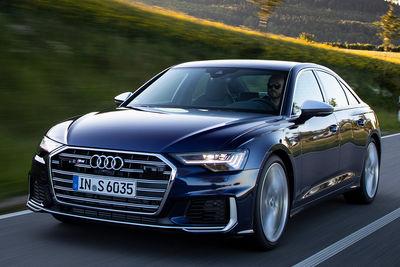Audi S6 TDI y S6 Avant TDI (2019) | Precios - Foto