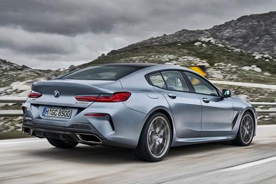 BMW Serie 8 Gran Coupé (2020) | Primeras impresiones - Foto