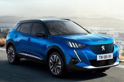 Peugeot 2008 (2020) - Foto
