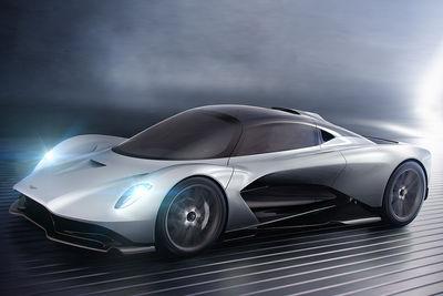 Aston Martin Valhalla (2020) - Foto