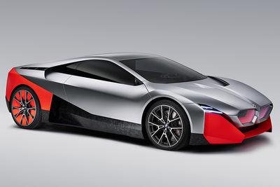 BMW Vision M Next (prototipo) - Foto