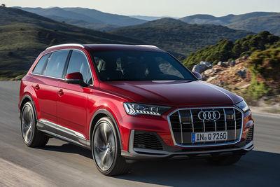 Audi Q7 (2020) - Foto