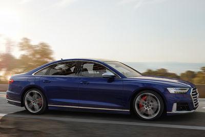 Audi S8 (2019) - Foto