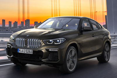BMW X6 (2020) - Foto