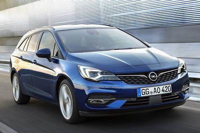 Opel Astra (2020)   Primeras impresiones - Foto