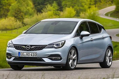 Opel Astra (2020) - Foto