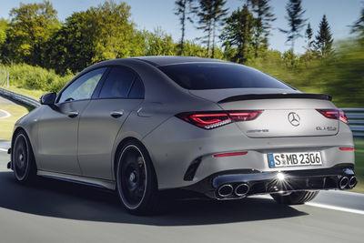 Mercedes-AMG CLA 45 4MATIC+ y CLA 45 S 4MATIC+ (2020) - Foto