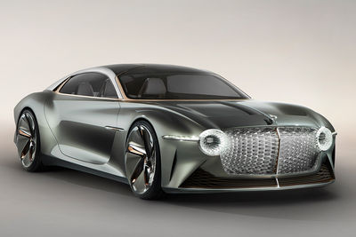 Bentley EXP 100 GT (prototipo) - Foto