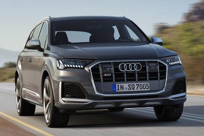 Audi SQ7 TDI (2020)   Precio - Foto