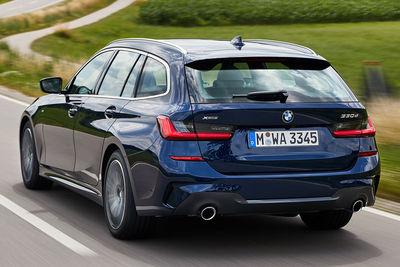 BMW Serie 3 Touring (2020)   Precios - Foto