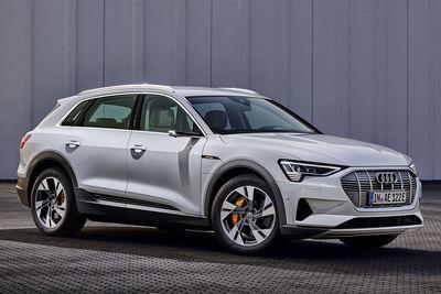Audi e-tron 50 quattro | Precio - Foto