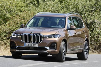 BMW X7 xDrive30d (2019) | Prueba - Foto