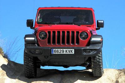 Jeep Wrangler 3p Rubicon 2.2 CRD   Prueba - Foto