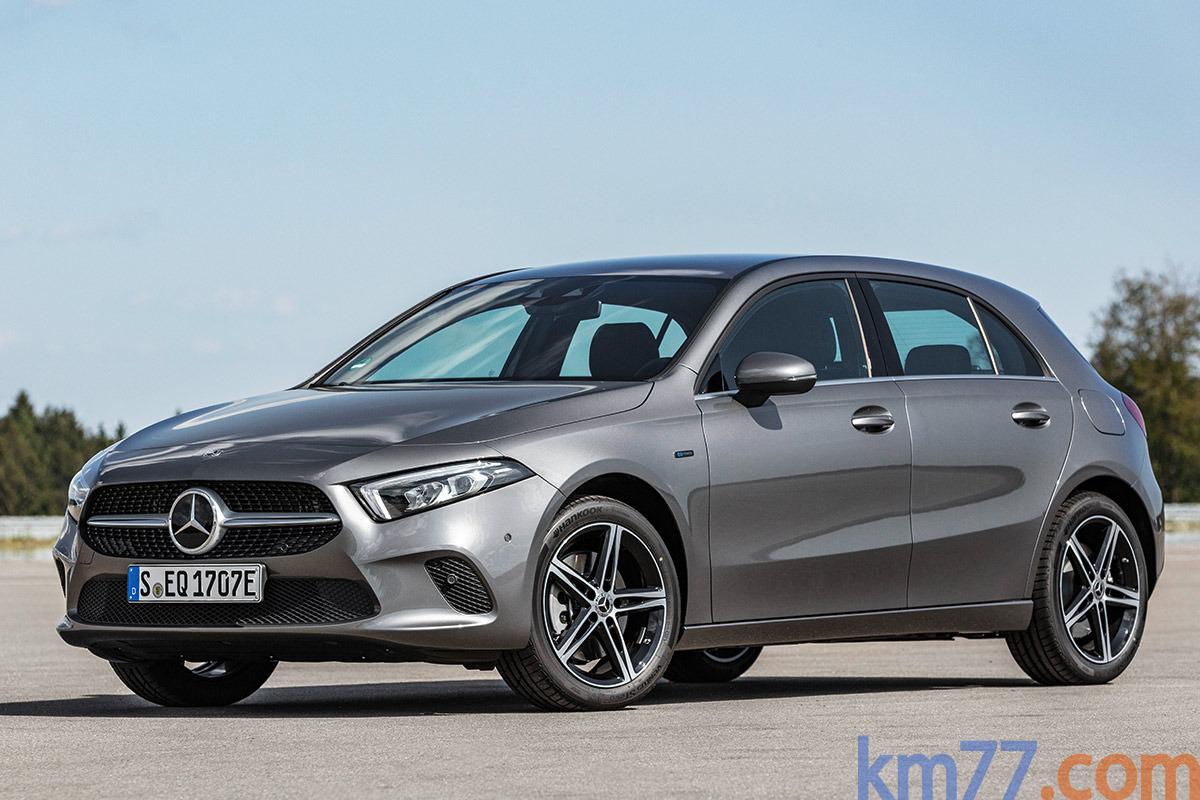 Fotos Exteriores A 250 E 5 Puertas Mercedes Benz Clase A 2019 Km77 Com