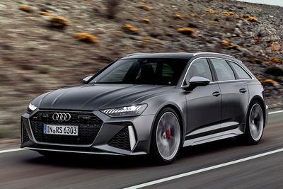Audi RS 6 Avant (2020) | Precio - Foto