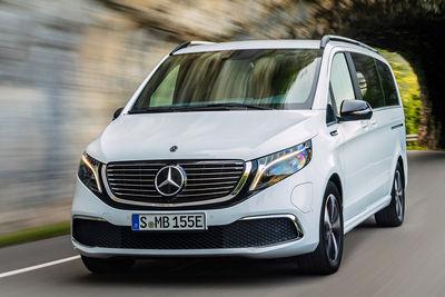 Mercedes-Benz EQV (2020) | Primeras impresiones - Foto