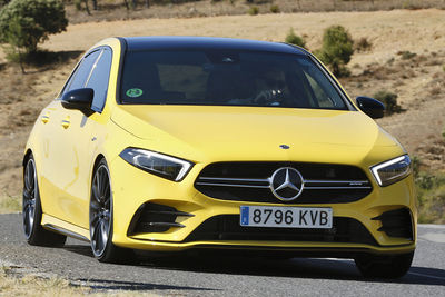 Mercedes-AMG A 35 4MATIC | Prueba - Foto