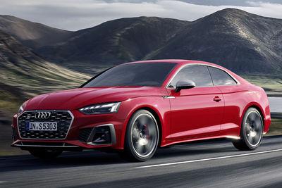 Audi A5 y S5 (2020) | Precios - Foto