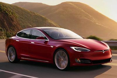 Tesla Model S (2016) | Novedades - Foto