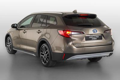 Toyota Corolla TREK (2020) - Foto
