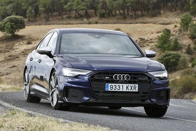 Audi S6 TDI quattro | Prueba - Foto