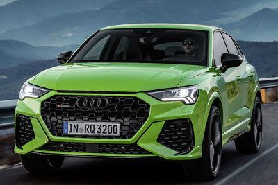 Audi RS Q3 y Audi RS Q3 Sportback (2020) - Foto