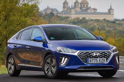 Hyundai IONIQ (2020) - Foto