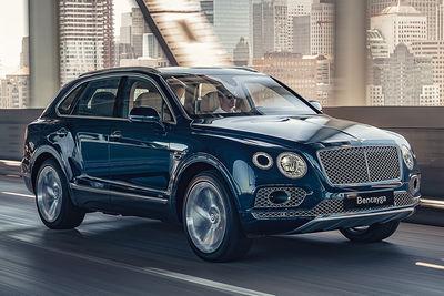 Bentley Bentayga Hybrid (2019) | Precio - Foto
