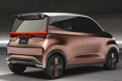 Nissan IMk concept - Foto