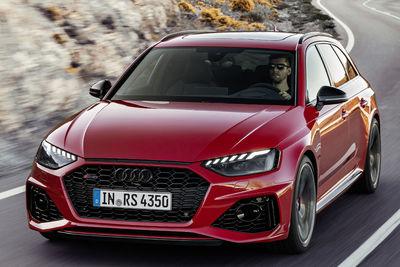 Audi RS 4 Avant (2020) - Foto
