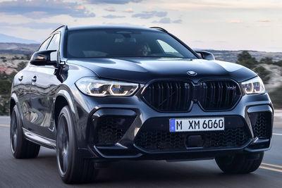 BMW X6 M y X6 M Competition (2020)   Precios - Foto