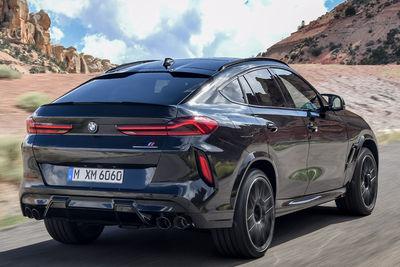 BMW X6 M y X6 M Competition (2020) - Foto