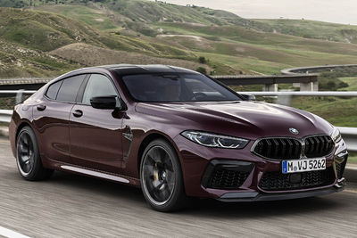BMW M8 Gran Coupe y M8 Competition Gran Coupe (2020) - Foto