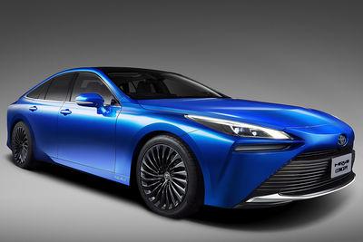Toyota Mirai Concept - Foto