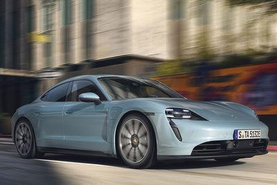 Porsche Taycan 4S (2020)   Precio - Foto