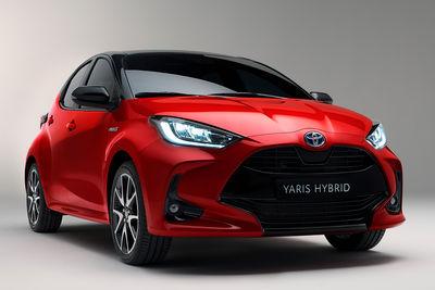 Toyota Yaris (2020) - Foto