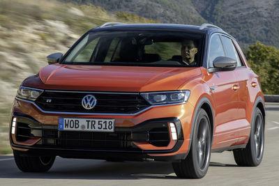 Volkswagen T-Roc R (2020)   Primeras impresiones y precio - Foto