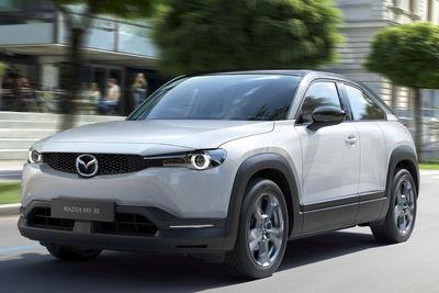 Mazda MX-30 (2020) | Primeras impresiones - Foto