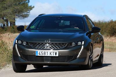 Peugeot 508 SW BlueHDi 180 S&S EAT8 | Prueba - Foto