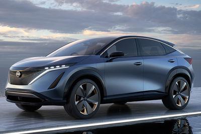 Nissan Ariya Concept - Foto